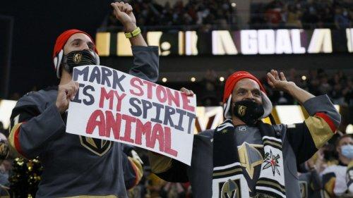 Eishockey in der NHL: Die Vegas Golden Knights spenden Trost