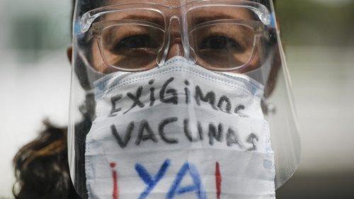 Corona in Venezuela: Regierungsunterstützer werden bevorzugt geimpft