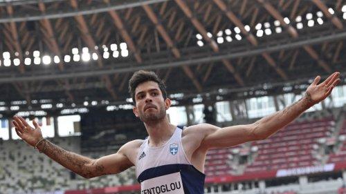 Olympia:Tentoglou gewinnt Weitsprung-Krimi
