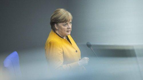Koalition:Wie die SPD mit Merkels Schuldeingeständnis umgeht