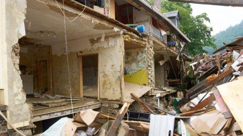 Hochwasser:Nachfrage nach Elementarversicherungen wächst