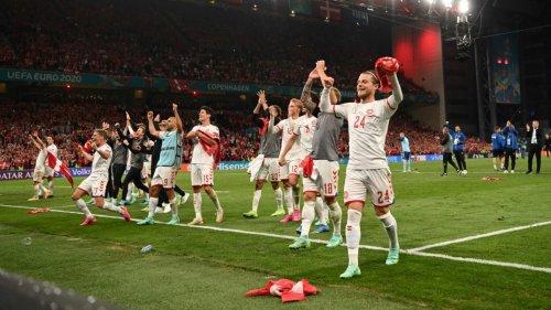 Dänemark bei der EM 2021:Mit der Euphorie eines ganzen Landes