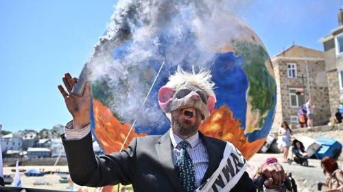 """G-7-Gipfel in Cornwall:NGOs bezeichnen Ergebnisse als """"kolossale Enttäuschung"""""""