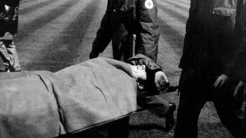 50 Jahre Büchsenwurf vom Bökelberg:Ein Lieblingsspiel der Verschwörungstheoretiker