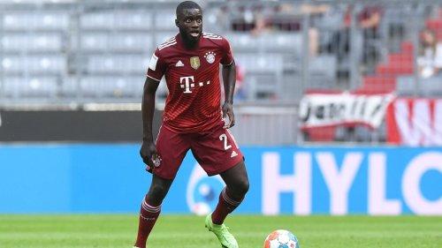 FC Bayern:Ruhe da hinten
