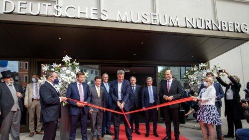 Kultur und Zukunft:Nürnberg hat jetzt ein Deutsches Museum