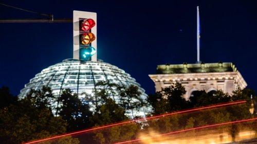 Nach der Bundestagswahl:Baerbock: Gab keine Mehrheit für Tempolimit