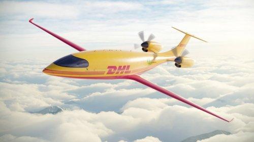 Logistik:DHL kauft die ersten elektrischen Frachtflugzeuge