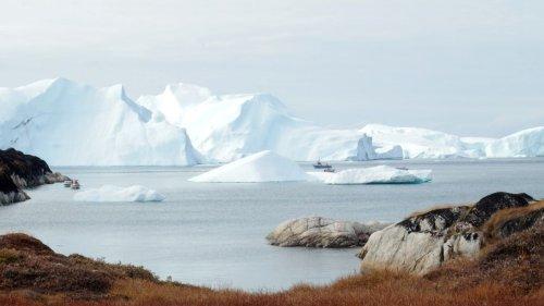 Klimawandel:Golfstrom könnte vor dem Umkippen stehen