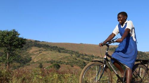 Entwicklungshilfe per Rad: World Bicycle Relief
