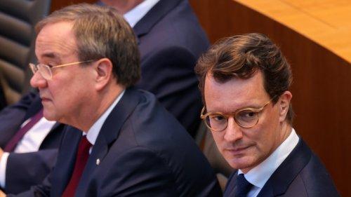 Nordrhein-Westfalen:Landtag soll Wüst zum Ministerpräsidenten wählen