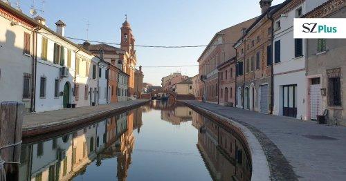 Urlaub in Italien: Die Stadt an der Lagune