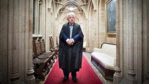 Großbritannien:John Bercow läuft zur Labour-Partei über