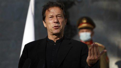 Pakistan: Islamisten setzen Proteste gegen die Regierung fort