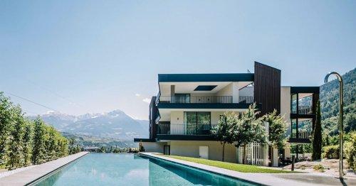 Hoteltipp: Forsterhof in Algund, Südtirol