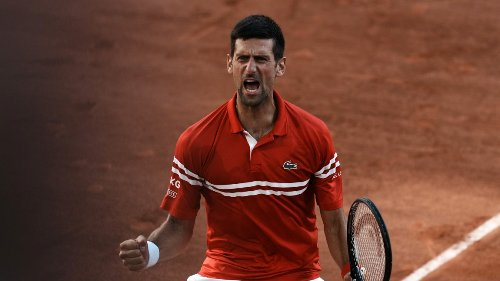 Tennis:The Big One