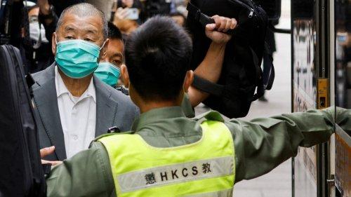 Hongkonger Gericht verhängt Haftstrafen gegen Aktivisten