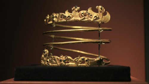 """Urteil:Gericht: """"Krim-Gold"""" gehört Ukraine"""