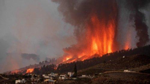 Vulkanausbruch auf La Palma:Eruption mit Ankündigung