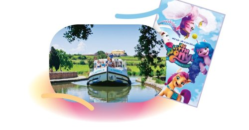 Gewinnspiel: Eine Woche Hausboot-Urlaub in Frankreich