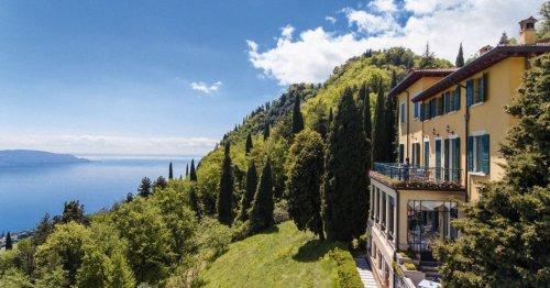 Hoteltipp: Villa Sostaga in Navazzo di Gargnano