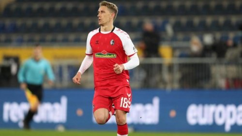 Fußball - Freiburg im Breisgau:Neues Stadion: Petersen sieht Wachstumschancen für Freiburg