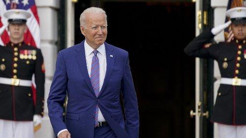 """Corona weltweit:Biden: Virus """"lähmt unser Land nicht mehr"""""""