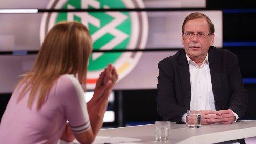 DFB-Vize Koch im Sportstudio: Die Bilder zum DFB-Crash