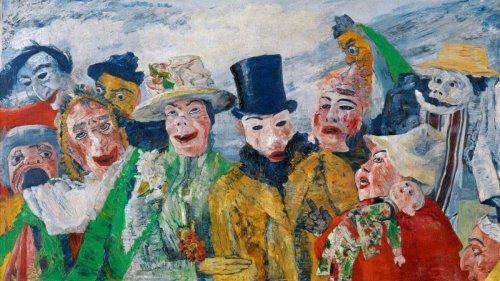 Ausstellung belgischer Malerei:Fantastische Aussichten