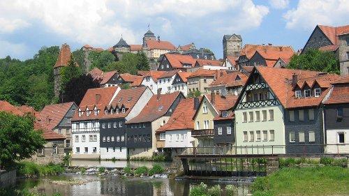 Urlaub in Bayern: Festungen und Schlösser um Kronach