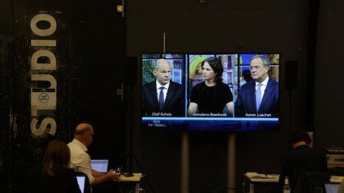 TV-Triell:Vergebene Chancen
