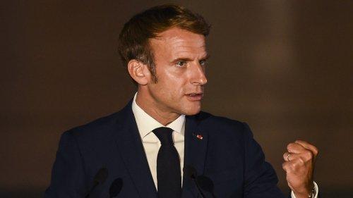 Ärger um U-Boot-Deal:Macron hätte es wissen müssen