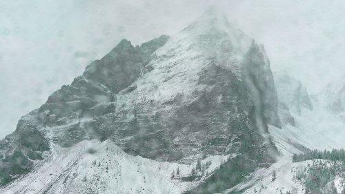 """Literatur: Der Bildband """"Cold Mountain"""""""
