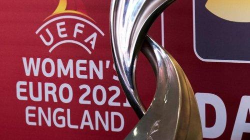Fußball:Frauen-EM: Teams sollen 2022 das Doppelte erhalten