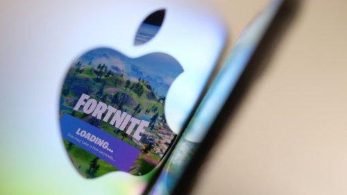 Computerspiele:Apple lässt Fortnite vorerst nicht zurück in den App Store