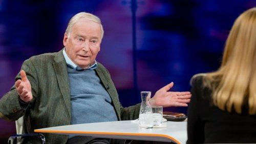 Maybrit Illner:Gauland bleibt Gauland