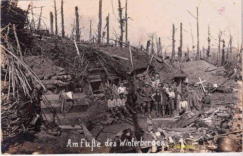 Erster Weltkrieg: Seit mehr als 100 Jahren in einem Tunnel begraben: Warum 200 tote Soldaten aus Baden geborgen werden sollten