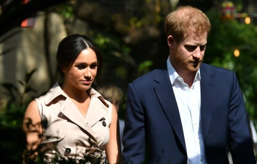 Meghan Markle Furious After Prince Harry Caught Flirting With 'Sporty Brunette'?