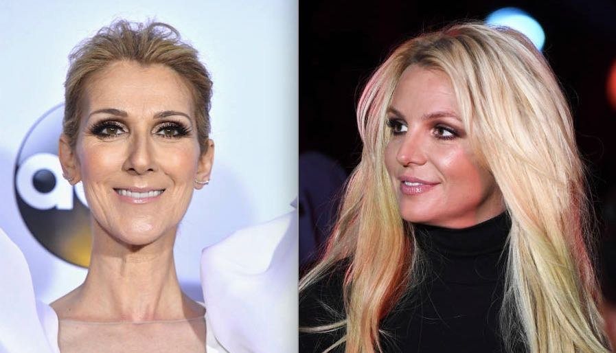 Celine Dion Furious Over Britney Spears Surpassing Her As Highest-Paid Las Vegas Performer?