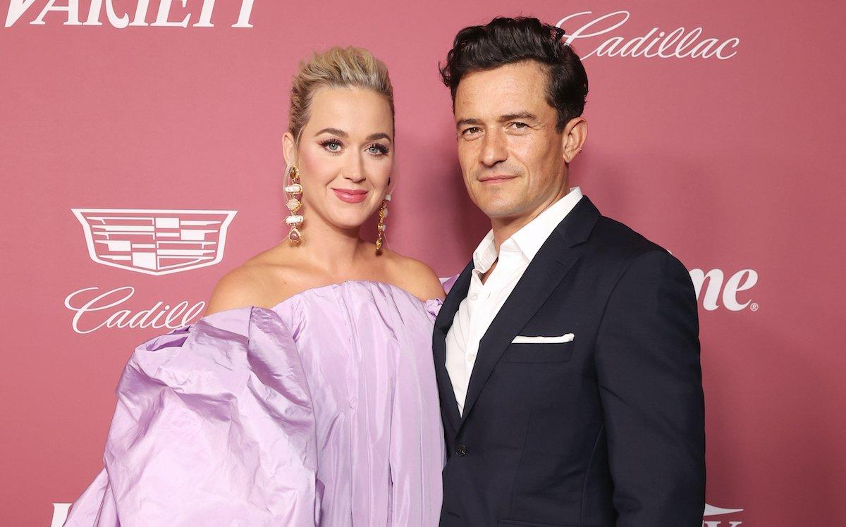Katy Perry, Orlando Bloom Already Having Baby No. 2?  - cover
