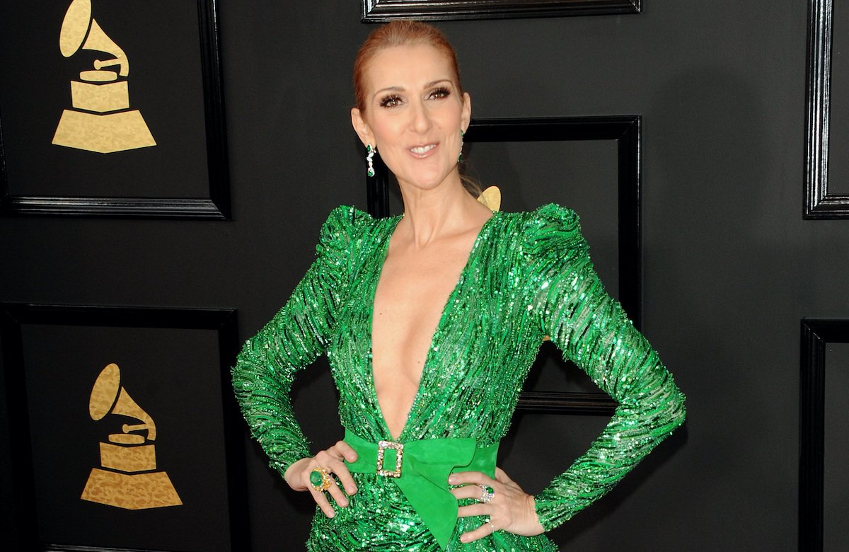 Reports Say Celine Dion Is Down To 96 lbs And Friends Are Getting Increasingly More Concerned