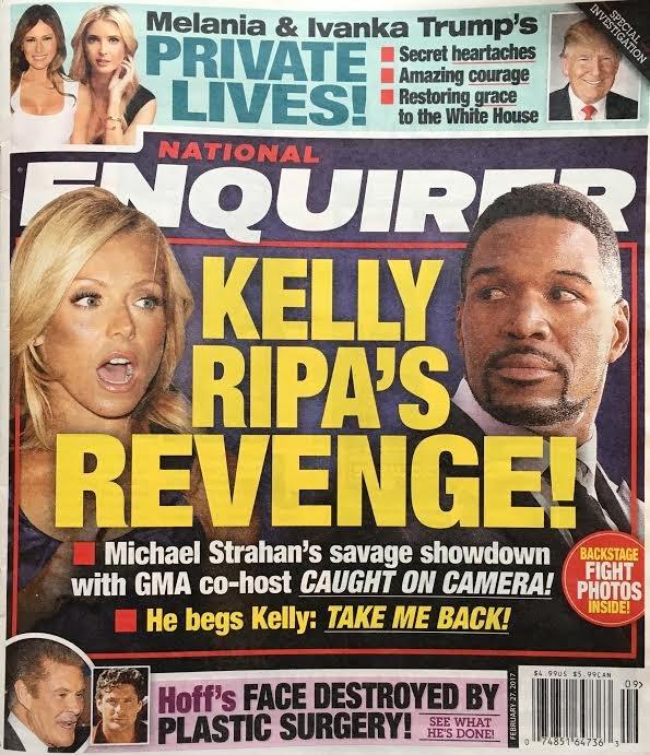 Michael Strahan, Robin Roberts Feud Claim NOT True