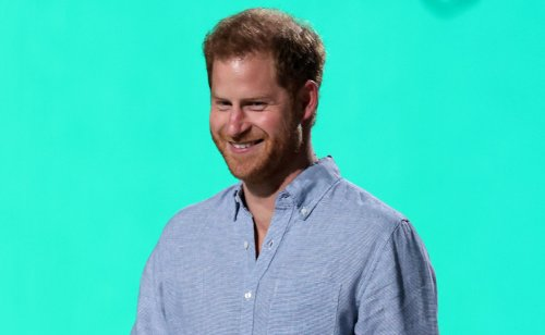 Prince Harry Relishing His 'New Life Without Meghan'?