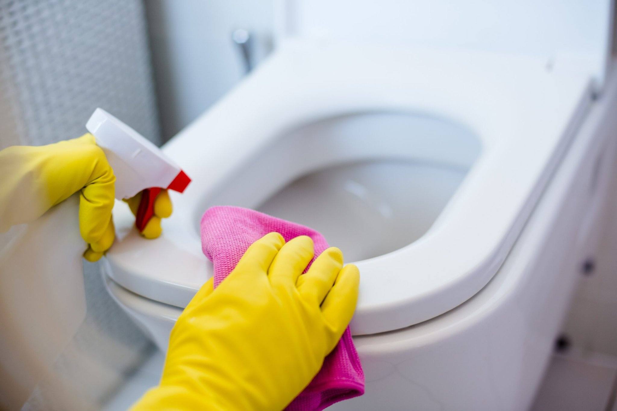 You're Probably Cleaning Your Toilet Wrong–Here's How To Do It Correctly