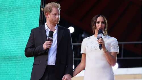 Prince Harry, Meghan Markle Make Rare Statement Regarding Daughter Lilibet's Christening