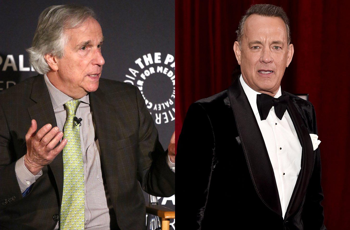 Why The Original 'Turner & Hooch' Started A Feud Between Tom Hanks And Henry Winkler