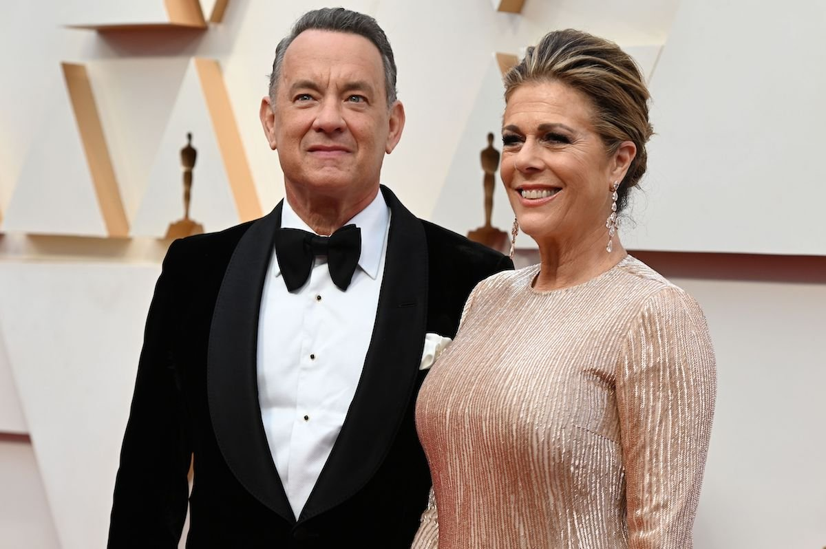 Tom Hanks Trapped In 'Marriage Of Lies' With 'Wife From Hell' Rita Wilson?