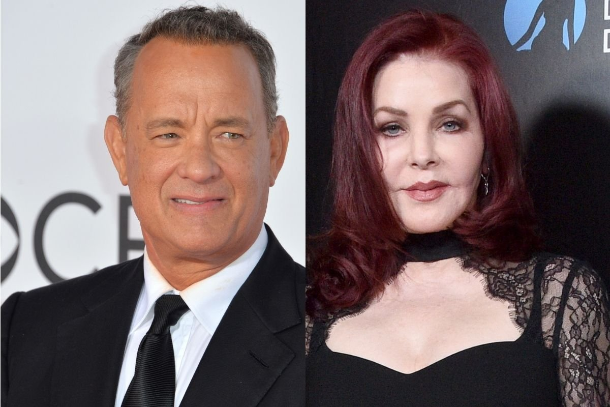 Furious Tom Hanks Begging Priscilla Presley To Leave Him Alone On Elvis Biopic?