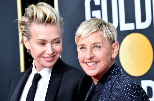 Ellen DeGeneres Keeping Portia De Rossi From Joining 'Ally McBeal' Reboot With Calista Flockhart?
