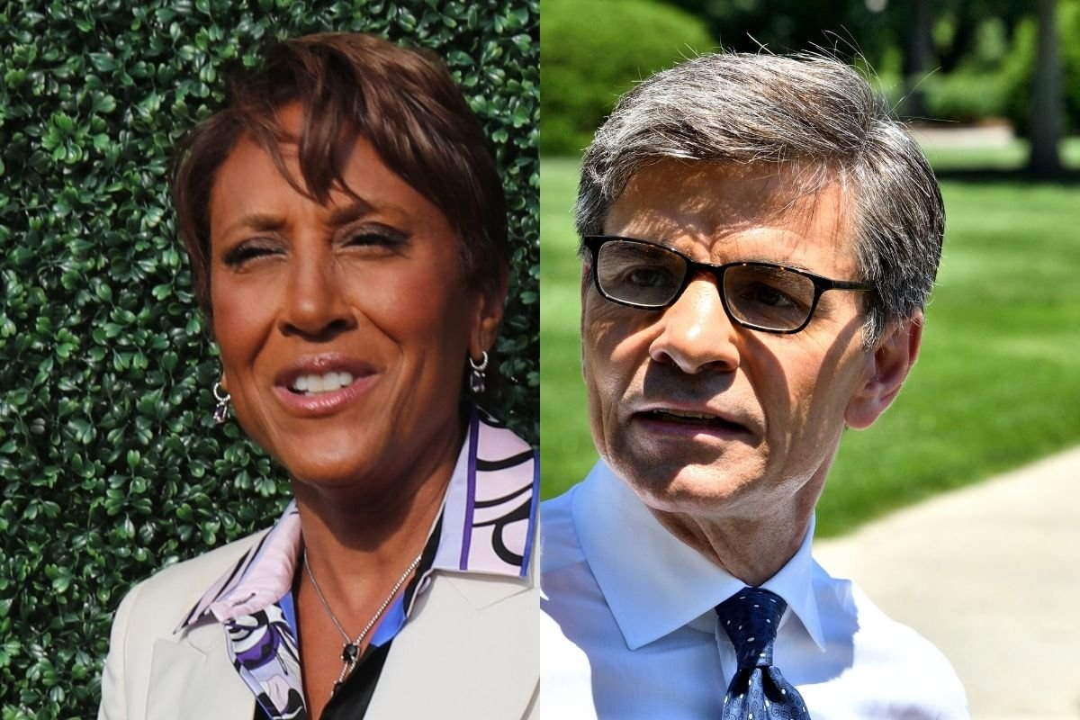 Robin Roberts, George Stephanopoulos 'Swinging At Each Other' In Fight For 'GMA'?
